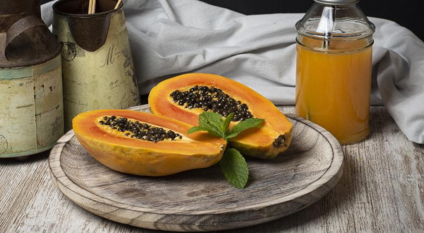 12 korzyści stosowania enzymu papainy