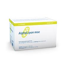 Kwas alfa liponowy MSE