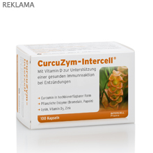 CurcuZym-Intercell ® Kurkumina