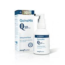 QuinoMit® Q10 Fluid – Ubichinol MSE