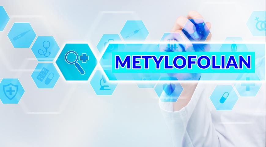 Aktywna postać kwasu foliowego 5-MTHF