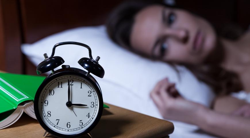 Bezsenność – czyli jak poprawić jakość snu?
