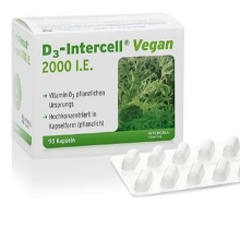 D3-Intercell Vegan 2000 I.E.
