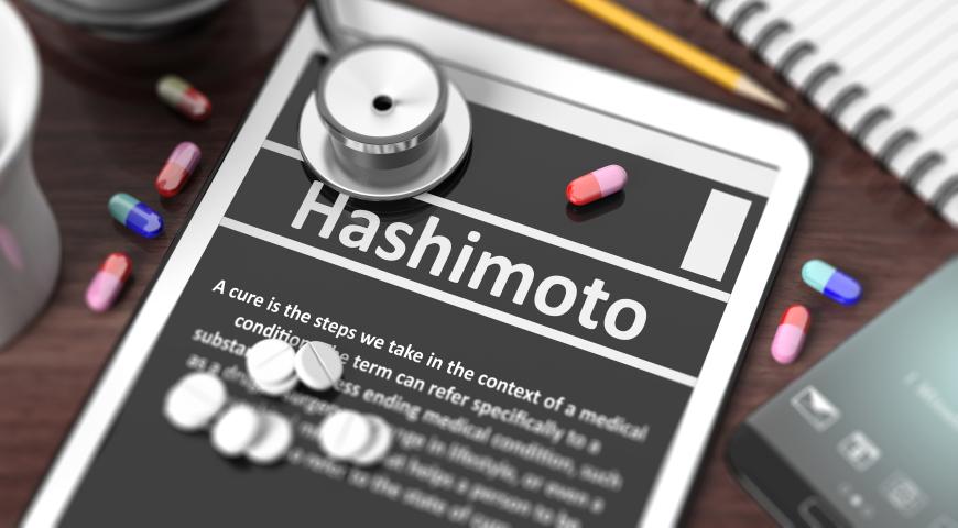 Hashimoto – zaburzenie na które choruje świat