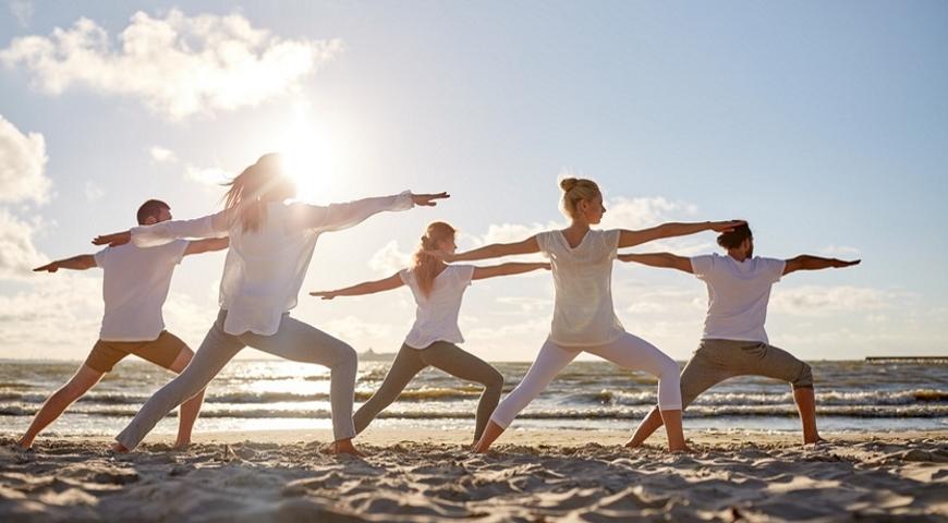 Joga – trening dla ciała, duszy i mitochondriów!