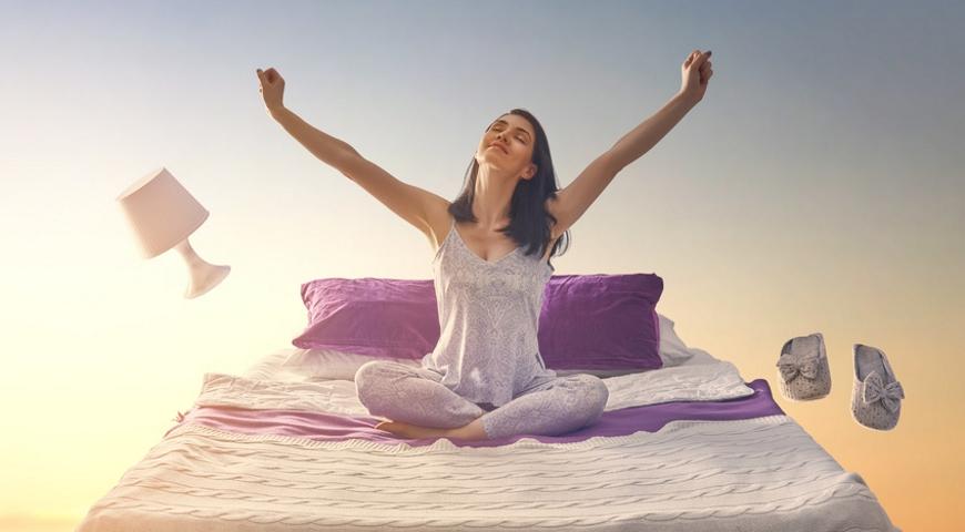 Nie możesz zasnąć? Poznaj naturalną metodę na bezsenność.