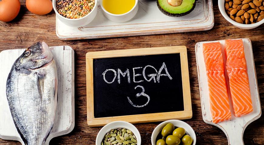 Niezbędne kwasy omega-3