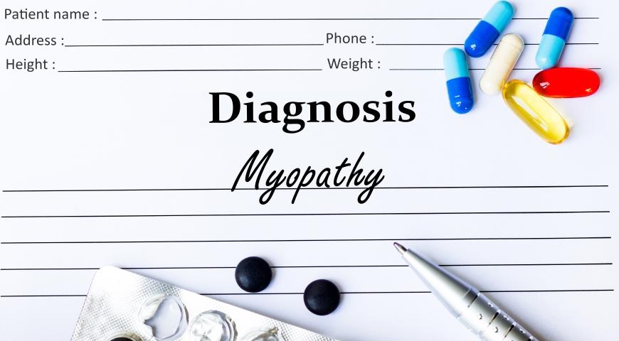 Obiecująca terapia miopatii witaminą B3