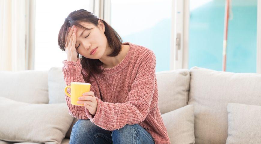 Zmęczenie stres witamina B