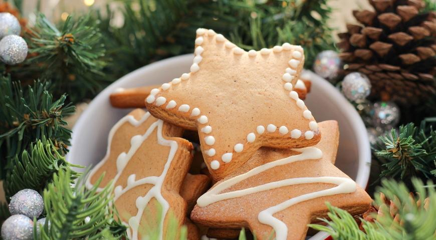 Wegańskie ciasteczka adwentowe