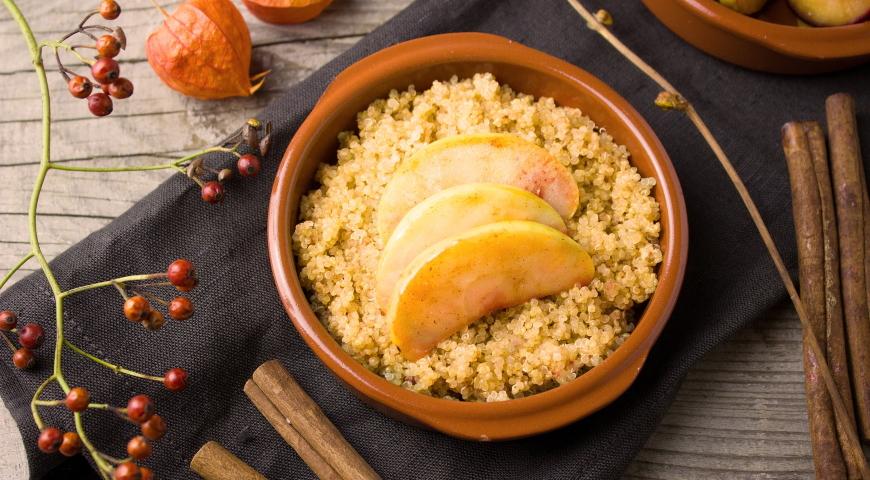 Quinoa – złoto Inków