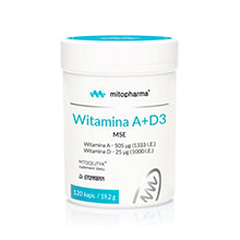 Witamina A + D3 MSE