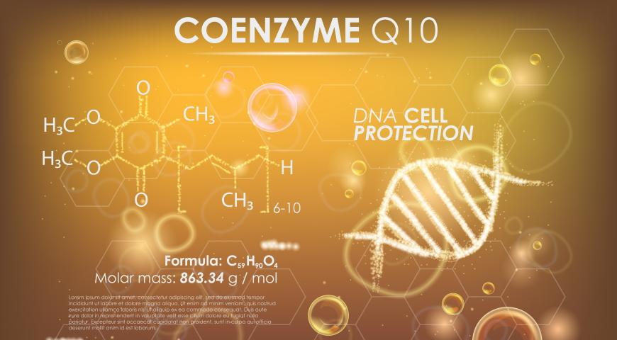Ubichinol uruchamia mechanizmy naprawcze DNA